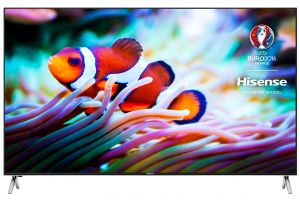 HISENSE - H75M7900 75P 4K ULTRA HD 3D SMART TV WIFI Preto LED TV
