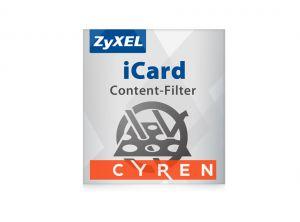ZYXEL - 1 YR CYREN CF LICENSE USG210