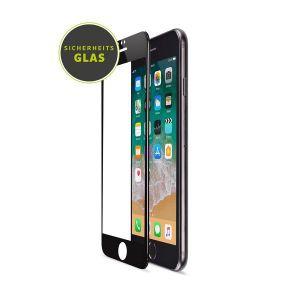ARTWIZZ - CURVEDDISPLAY GLASS IPHONE 7 E 6/6S (BLACK)