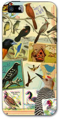 ARTBIRD - Snap-On iPhone 5 Birds