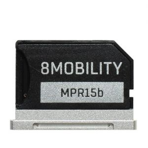 8MOBILITY - iSlice Pro Silver MBPro Ret 15 13-14