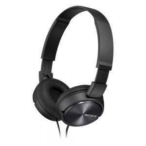 SONY - MDR-ZX310B Preto - Auscultadores de tipo auricular fechado