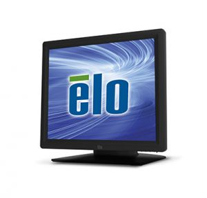 ELO - TOUCH DISPLAYS - ET1717L-7CWB-1-BL-ZB-G DESKTOP MNTR 17IN A-TOUCH 0-BEZL A-GLAR BLACK IN