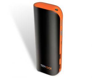 TENGO - POWER BANK 8800 8800MAH Preto, Laranja Bateria EXTERNA