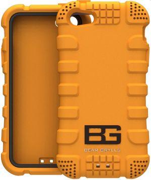 JIVO - Bear Grylls Action Case ORANGE w/Screen guard - JI-1602