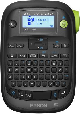 EPSON - LABELWORKS - LABELWORKS LW-K400VP QWERTY PERP IN