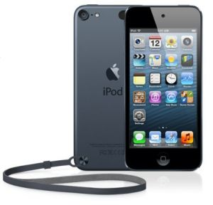 APPLE - iPod Touch 32GB - Black & Slate