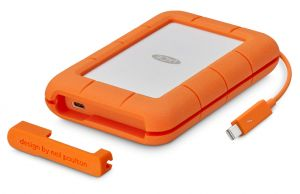LACIE - DISCO RUGGED MOBILE THUNDERBOLT/USB-C 1 TB (SSD)