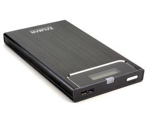 ZALMAN - CAIXA EXTERNA ZM-VE350 HD 2.5PP SATA USB - NEGRA