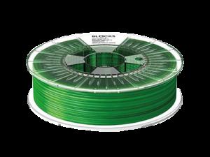 BLOCKS - Filamento PETG Verde Transparente