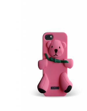 MOSCHINO - Bear Gennarino iPhone 5 / 5S (pink)
