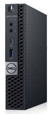 DELL - OPTIPLEX 5060 MFF I5-8500T 8GB 1TB W10P