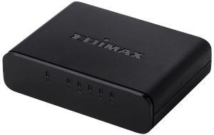 EDIMAX - Switch 10 / 100 5-port desktop plastic