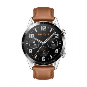 HUAWEI - Watch GT 2 46mm Classic - Castanho