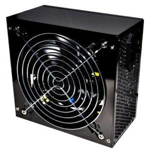 TOOQ - Fonte de Alimentacao Ecopower II - Intel ATX 12V V2.31- Potencia: 600W
