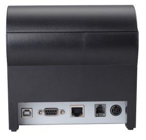 XPRINTER - C260K - Impressora térmica 80mm,  Série, USB e Lan, velocidade de impressão: 260 mm/s, Fonte de alimentação externa,  Côr: Negro