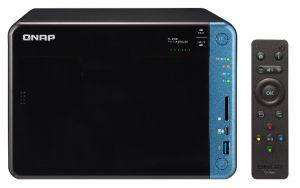 QNAP - TS-653B 6 baias RAM 4 GB