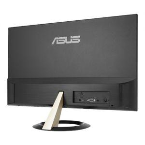 ASUS - VZ249Q - 23.8P Monitor: FHD (1920x1080): IPS: Ultra-Slim Design: DP: HDMI: D-Sub: Flicker free: Low Blue Light: TUV certified