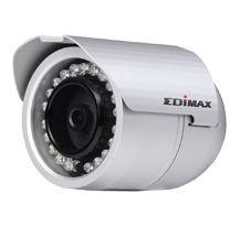 EDIMAX - 2Mpx Outdoor PoE True Day & Night Bullet Network Camera