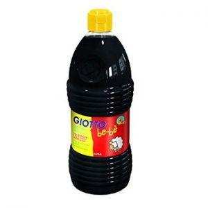 GIOTTO - Guache Liquido Giotto Be-Be 1 Litro Preto