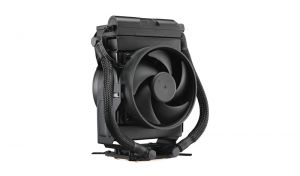 COOLER MASTER - MasterLiquid Maker 92 Vertical or horizontal cooler Liquid and Air Compact Silent. 5 Years Warranty