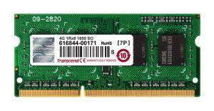 TRANSCEND - 4GB SO-DIMM FOR APPLE IMAC 2013 - TS4GJMA384H