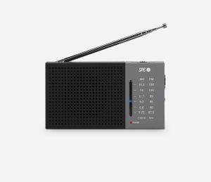 SPC - Rádio Jetty Lite AM/FM Cinzento