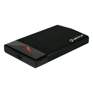 """UNYKACH - Caixa externa HDD 2.5"""" UK-25303 USB 3.1 TYPE C"""