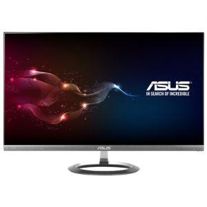 ASUS - MX28AQ - Monitor Frameless LED IPS - 25P - 2560 x 1440 WQHD 300 cd / m2 - 100000000:1 - 5ms - 100% sRGB - DisplayPort 1.2: HDMI 1.4  / MHL2.0: 2xHDMI1.4 - Colunas - EyeCare (ULBL) - EPEAT