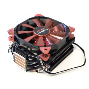 MARS GAMING - COOLER MARS GAMING 150W 12CM ULTRASILIENT FAN - MCPU117