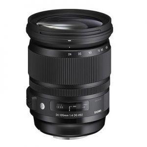 SIGMA - Objetiva 24-105mm/4.0 (A) DG OS HSM para Canon