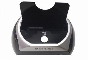MATRIXX - Docking Station HDD   2.5 / 3.5 USB 3.0