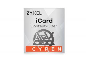 ZYXEL - 1YR CF LIC ZW110 Y USG110
