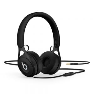 APPLE - Beats EP On-Ear Headphones - Black
