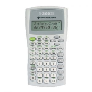 TEXAS - Calculadora Cientifica TEXAS 30XIIB