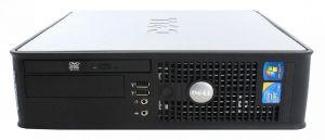 DELL - OPTIPLEX 780 SFF E7500 / 4GB / 250GB / WIN7PRO