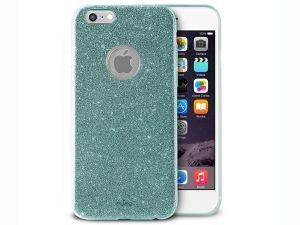 PURO - PC+TPU Shine Cover for iPhone 6 /6s Light Blu