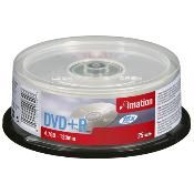 IMATION - DVD+R Imation 4.7GB 16X Spindle 25 (51122)