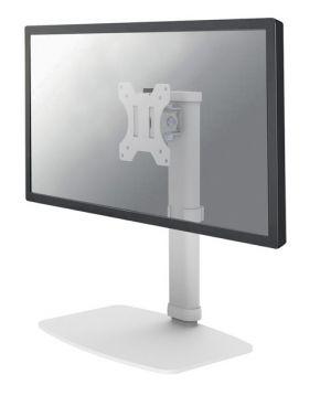 NEWSTAR - FPMA-D890WHITE - Plataforma para visor LCD - branco - tamanho de tela: 10P-30P - apoio de desktop