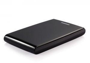 TOOQ - Caixa EXTERNA TQE-2526B 25P 95/125 MM SATA USB 3.0 NEGRA