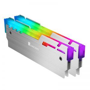 JONSBO - Cooler NC-3 2x ARGB-RAM Prateado