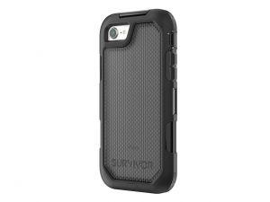 GRIFFIN - SURVIVOR EXTREME IPHONE 8/7 (BLACK/CLEAR)