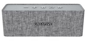 CREATIVE - CREATIVE - Speaker NUNO Bluetooth WIRELESS GREY
