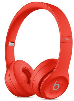 APPLE - Beats Solo3 Wireless On-Ear Headphones - (PRODUCT)RED