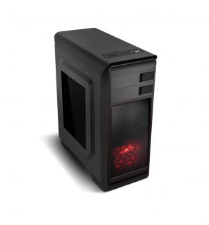 NOX - Modus Red ATX mid-tower 3.0