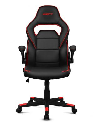 DRIFT - DR75 Black / Red Gaming Chair