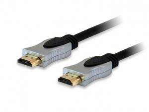 EQUIP - Cabo HighSpeed HDMI M/M 10m Preto