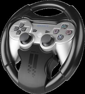 SPEEDLINK - RAPID Racing Wheel PS3: black