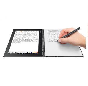 LENOVO - Tablet YB1-X91F - Intel Z8550 4-Core, LPDDR3 4GB, 64GB HDD, 10.1P 1920x1200 IPS, Camera 2.0MP FF, Camera 8.0MP AF, 802.11ABGNAC+BT4.0, GPS+Glonass, Windows 10 Pro - Carbon Black