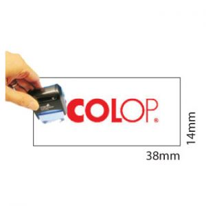 COLOP - Carimbo Colop Autotintavel P20 14mmx38mm
